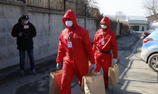 Нуждающиеся семьи Свердловской области получат продуктовые наборы от благотворителей и волонтеров