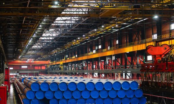 Для Харасавэйского месторождения Группа ЧТПЗ отгрузила более 60 тысяч тонн труб