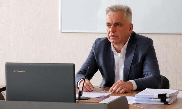 Магнитогорские депутаты впервые собрались на заседание онлайн