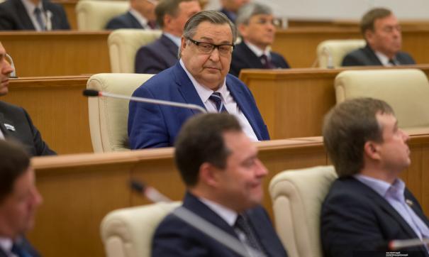 Свердловское заксобрание одобрило снижение налогов для бизнеса