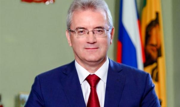 Иван Белозерцев перечислил для борьбы с COVID-19 заработную плату за месяц