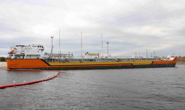 Суммарный объем отгруженной речным транспортом продукции в 2019 году составил 625 тыс. тонн