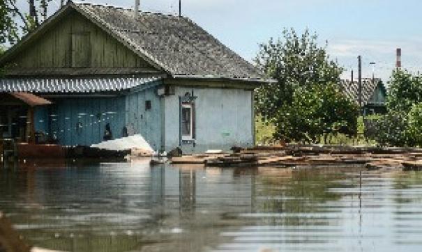 Более 20 населенных пунктов Республики Коми оказались в зоне подтопления