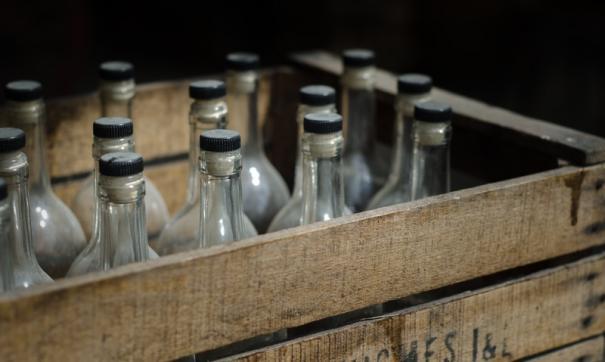 Конфискованный алкоголь предложили пустить на антисептики