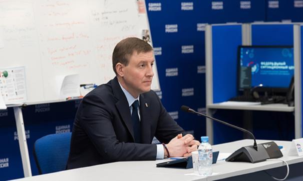 Партия «Единая Россия» создала рабочую группу по подготовке национального плана