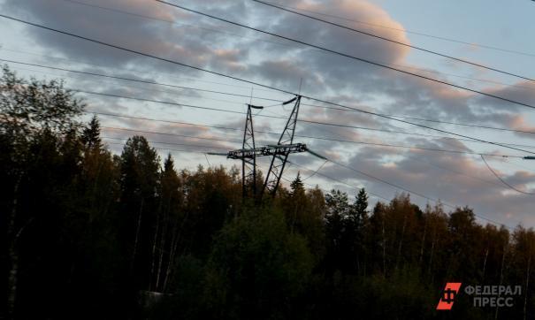 СГЭС оперативно восстановило электроснабжение
