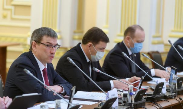 Минпромторг оценил старания Куйвашева по мобилизации предприятий на выпуск медтехники