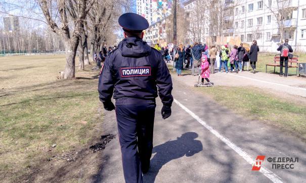 В выходные дни в Екатеринбурге увеличат патрули на улицах для поимки нарушителей самоизоляции