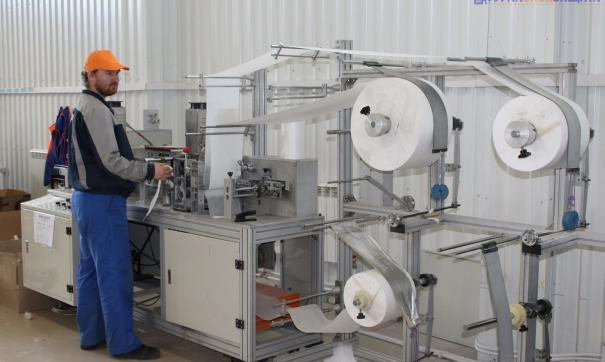 Свердловские предприятия перепрофилировались на выпуск защитных от коронавируса респираторов