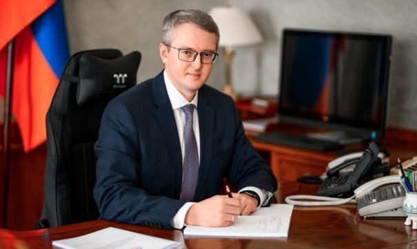 Камчатский край возглавит бывший заместитель полпреда Владимир Солодов