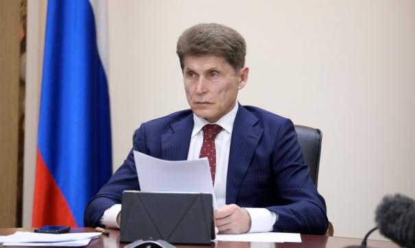 Глава Приморья попросил у Путина 308 миллиардов рублей на дороги