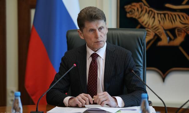 Олег Кожемяко попросил закрыть Владивосток для транзита китайцев