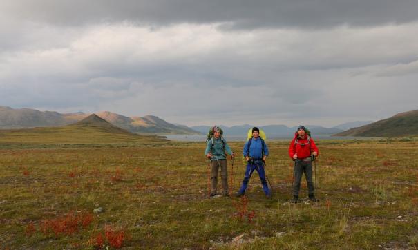 Туристов в Чукотский АО приезжает совсем немного