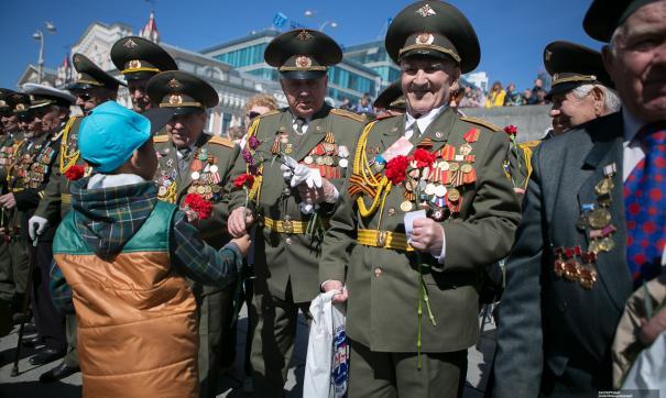 В Свердловской области для всех ветеранов ВОВ проведут онлайн-парад
