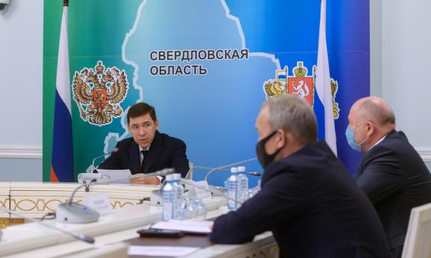 Свердловский губернатор отправит в Омскую область 14 аппаратов ИВЛ