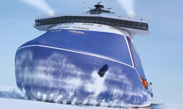 На судоверфи «Звезда» построят самый мощный в мире ледокол