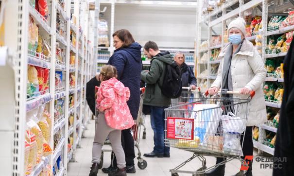 Россияне начали массово скупать продукты для поддержания иммунитета