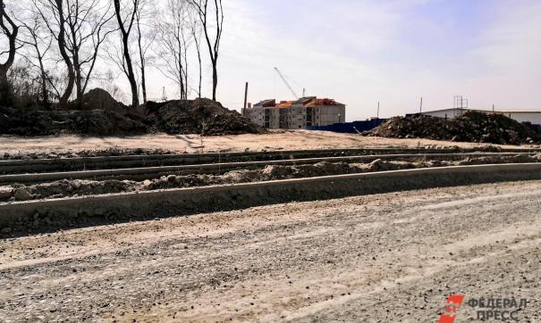 Новосибирские власти нашли подрядчика для строительства дороги к ледовому дворцу спорта