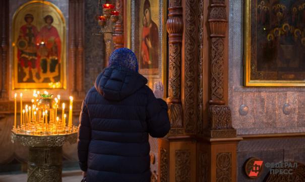 В Новосибирской области закрывают доступ людей в храмы