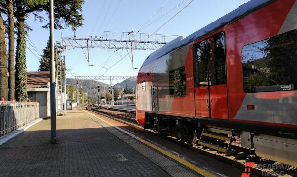 РЖД отменили поезда из Томска в Анапу и Москву