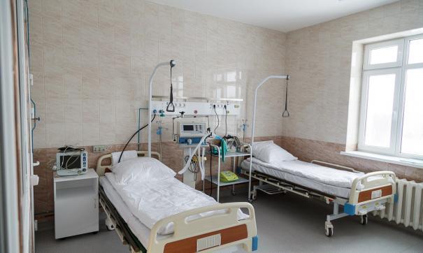 В Кузбассе вдвое увеличат число коек для больных коронавирусом