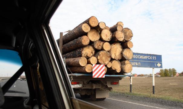 Новосибирские депутаты разрешат властям контролировать использование льготной древесины