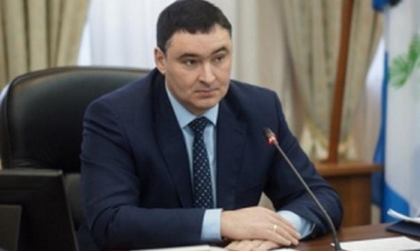 Областной центр возглавит бывший глава областного кабмина Руслан Болотов