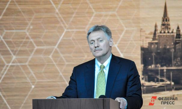 Песков считает, что переговоры по нефти будут продуктивными