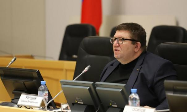 Медоборудование было приобретено на личные средства парламентария
