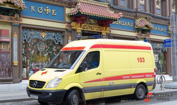 В Казани проезду машины скорой помощи помешал другой автомобиль