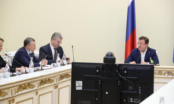 Александр Фетисов, ранее возглавлявший штаб, становится заместителем
