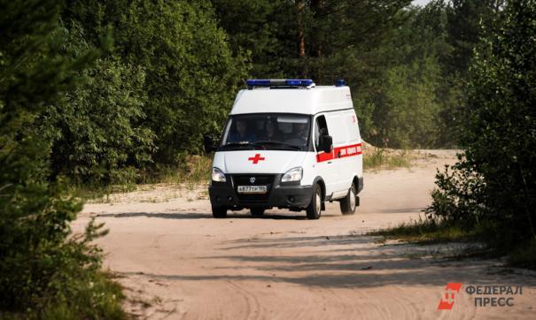 Машин скорой медицинской помощи в пострадавшем от COVID-19 районе не хватает