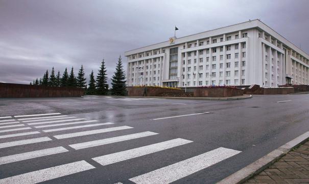 Правительство республики Башкортостан решило исправить граффити