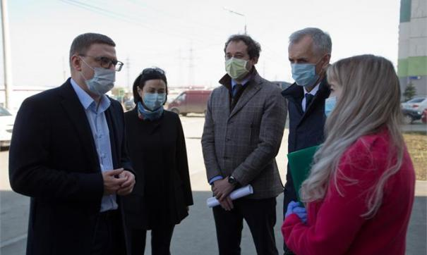 Алексей Текслер содействует решению проблем дольщиков