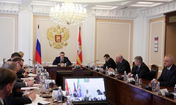 Алексей Текслер на совещании с главами попросил сократить расходы