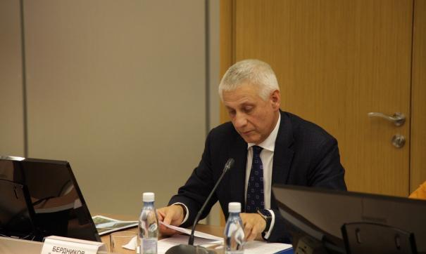 Сергей Бердников призвал оставаться жителей Магнитогорска дома