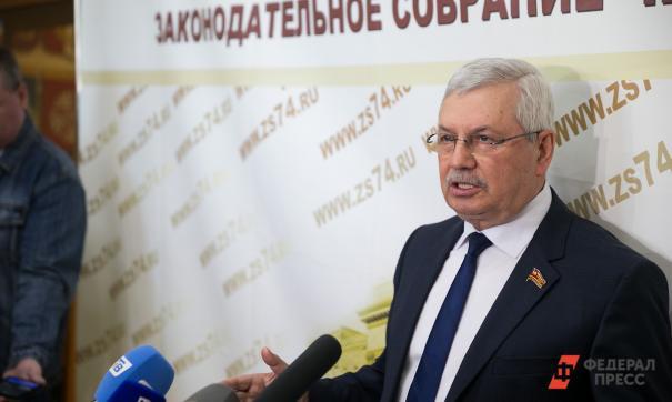 Депутаты ЗСО под председательством Владимира Мякуша приняли закон о снижении налога на имущество