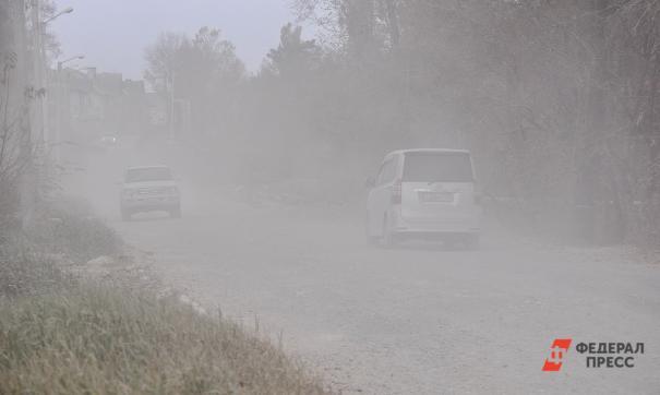 Правительство поручило проверить качество воздуха в 12 городах