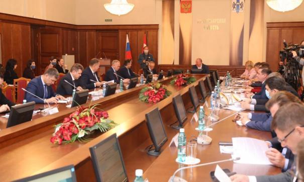 Доходная часть бюджета изменилась на 601,5 млн рублей