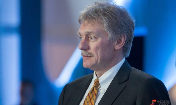 Дмитрий Песков дал интервью американскому телеканалу