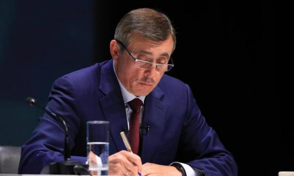 Губернатор сообщил о состоянии региона в условиях пандемии