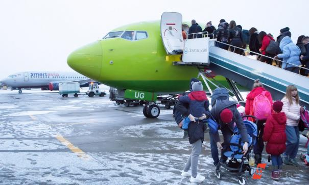 Более тысячи российских туристов привезут из Таиланда и Индонезии