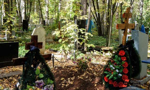 В Москве закрывают кладбища
