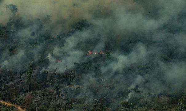 Росгидромет: дым чернобыльского пожара не доберется до России