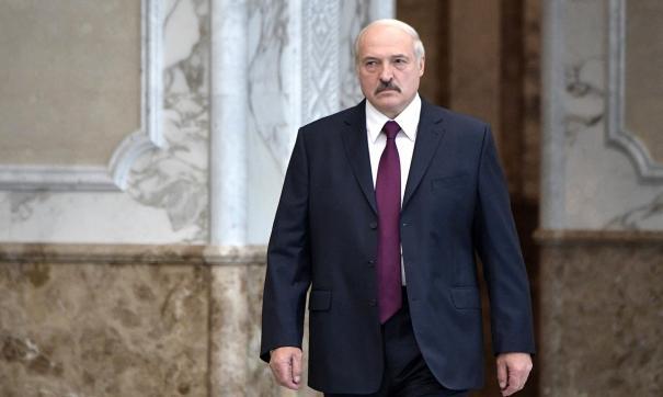 Александр Лукашенко на встрече с президентом России Владимиром Путиным