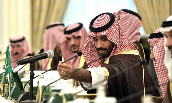 Переговоры между Россией и Саудовской Аравией