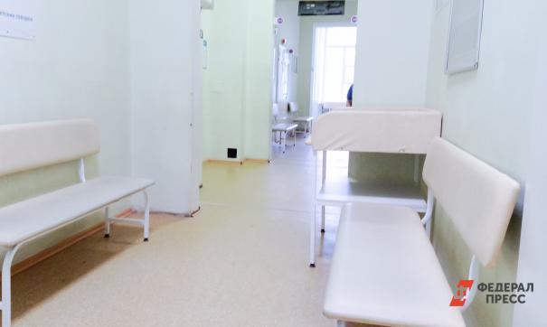 В больнице зафиксировано более 30 случаев заражения коронавирусом