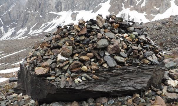 Мумия была обнаружена во время раскопок