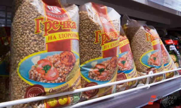 Повышение цен на гречку
