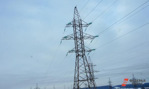 Ураган повредил электросети